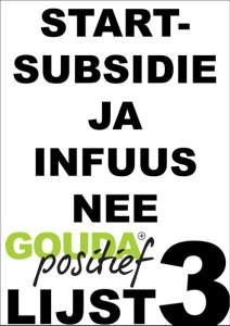 Start subsidie ja - infuus nee